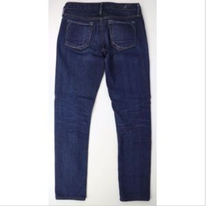 Earnest Sewn Womens Jeans 26 x 28 Petite Short